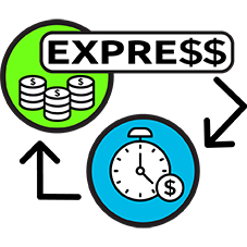 SBA Express Relief Icon