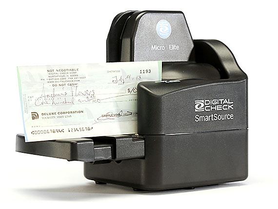 Remote Check Scanner